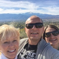 Photo taken at Palmer Park Overlook by Willy on 10/25/2015