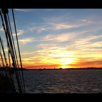 Photo taken at New York Harbor by Willy on 9/15/2012