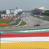 Photo taken at Sepang International Circuit (SIC) by Al P. on 3/23/2013