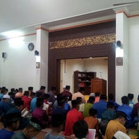 Photo taken at Kompleks Islam Jubli Perak Sultan Ismail Petra by Mohd D. on 2/7/2013