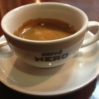 Photo taken at Caffè Nero by Mark P. on 4/11/2013