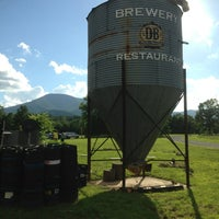 Photo taken at Devils Backbone Brewing Company by Christopher G. on 6/23/2013