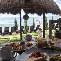 Photo taken at Hotel Colibrí Beach by H華薇 on 10/5/2017