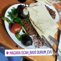 Photo taken at Mağara Ocakbaşı Dürüm Evi by Ayşegül Ç. on 7/25/2017