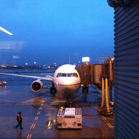 Photo taken at Gate C128 by RN on 12/9/2012