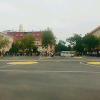 Photo taken at Büyükçekmece Anadolu Lisesi by Beyza Ö. on 8/24/2016