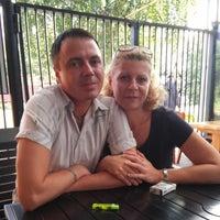 Photo taken at Шашлычная на Энгелься by Сергей К. on 9/13/2014