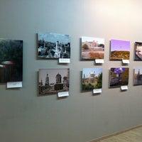 "Photo taken at Арт–проект ""Квартира 50"" by Alinenok on 4/9/2013"