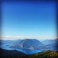 Photo taken at Alpe Giumello by Federico M. on 8/21/2013