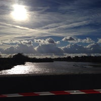 Photo taken at Pont de Beaugency by Marc Antoine F. on 11/10/2013
