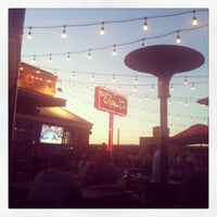 Photo taken at Flips Patio Grill by Jennifer F. on 4/28/2013