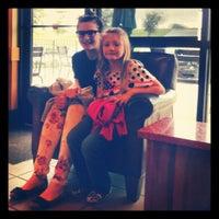 Photo taken at Starbucks by Jennifer F. on 10/25/2012