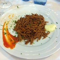 Photo taken at Bar Restaurante El Faro by Silvia J. on 6/12/2013
