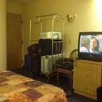 Photo taken at Sleep Inn DIA by Amy Y. on 2/15/2013