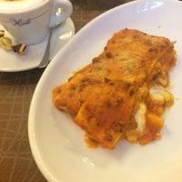 Photo taken at Caffè Delle 5 Giornate by Gavin X. on 11/4/2016