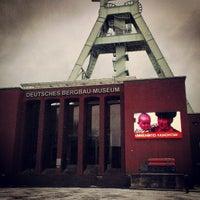Photo taken at Deutsches Bergbau-Museum by edu y. on 3/16/2013