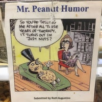 Photo taken at Peanut Shoppe by Laura on 12/14/2017