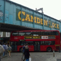 Photo taken at Camden Stables Market by MariCarmen L. on 6/27/2013