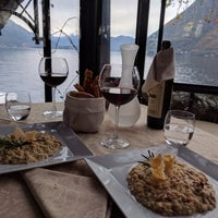 Photo taken at Crotto Dei Platani by Shmupi K. on 11/10/2017