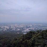 Photo taken at จุดชมวิว ดอยสุเทพ by Shmupi K. on 9/17/2018
