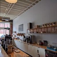 Photo taken at Elm Coffee Roasters by Shmupi K. on 6/3/2017