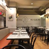 รูปภาพถ่ายที่ Maison Kayser โดย Yasemin B. เมื่อ 2/10/2018