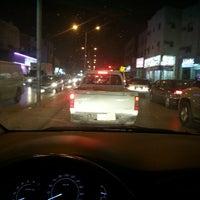 Photo taken at Rail Street, Batha, Riyadh by Saad Fahad A. on 4/23/2013