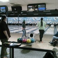 Photo taken at Eastern Lanes by Tiffany M. on 3/2/2013