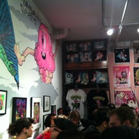 Photo taken at Cotton Candy Machine by J Freeman R. on 4/13/2013