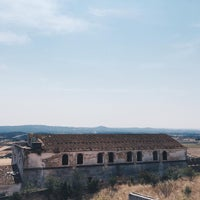 Photo taken at Castelo de Estremoz by Guilherme N. on 8/19/2015