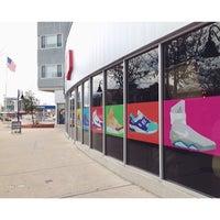 Photo taken at Nice Kicks by Larry L. on 3/10/2014