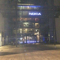 Photo taken at Nokia by Dirk F. on 2/4/2016