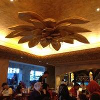 Photo taken at Restaurante Beirut by Pepper P. on 11/4/2012