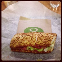 Photo taken at Quiznos by Delvy G. on 3/27/2013