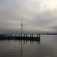 Photo taken at Joshnson Ave Bay View by Cj M. on 4/18/2013
