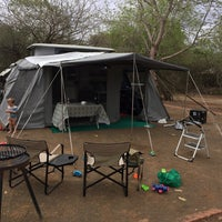 Foto tirada no(a) Lower Sabie Rest Camp, Kruger National Park por Bianca J. em 11/2/2016