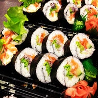 Photo taken at Ichiban Sushi by リジュイン on 3/10/2013