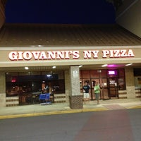 Photo taken at Giovanni's Pizza by Khaled K. on 7/6/2013