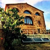 Photo taken at Masia Rovira by M.Teresa B. on 6/21/2014