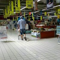 Photo taken at Auchan Pilis by Gábor B. on 6/22/2016