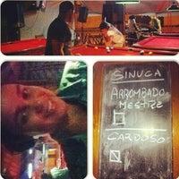 Photo taken at Sinuca's Bar by Rafael C. on 3/3/2013