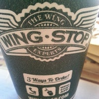 Photo taken at Wingstop by Rich on 6/11/2013