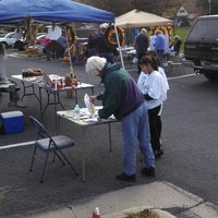 Photo taken at St. Charles Farmer's Market by Bill S. on 10/17/2013