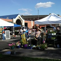 Photo taken at St. Charles Farmer's Market by Bill S. on 6/13/2013