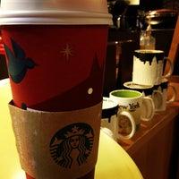Photo taken at Starbucks by Kimba D. on 12/13/2012