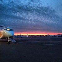 Photo taken at Teterboro Airport (TEB) by Kimba D. on 4/15/2013