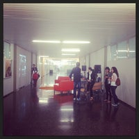 Photo taken at Escola Tècnica Superior d'Arquitectura by Bea V. on 10/17/2013