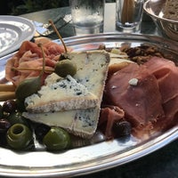 Photo taken at Cecconi's Dumbo by Chris P. on 8/1/2017