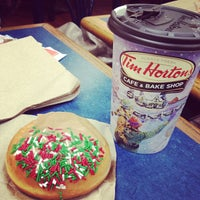Photo taken at KFC/Tim Horton's/Nathan's by Chris P. on 12/24/2012