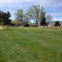Photo taken at Antelope Valley Country Club by Eddie S. on 3/17/2013